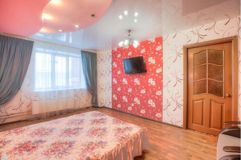 2-комн. квартира, 80 кв.м. на 5 человек, улица Димитрова, 27, Воронеж - Фотография 15