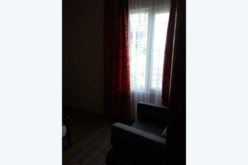 3-Х местные АПАРТАМЕНТЫ С КУХНЕЙ, Маратовская улица, 61Д, Гаспра - Фотография 7