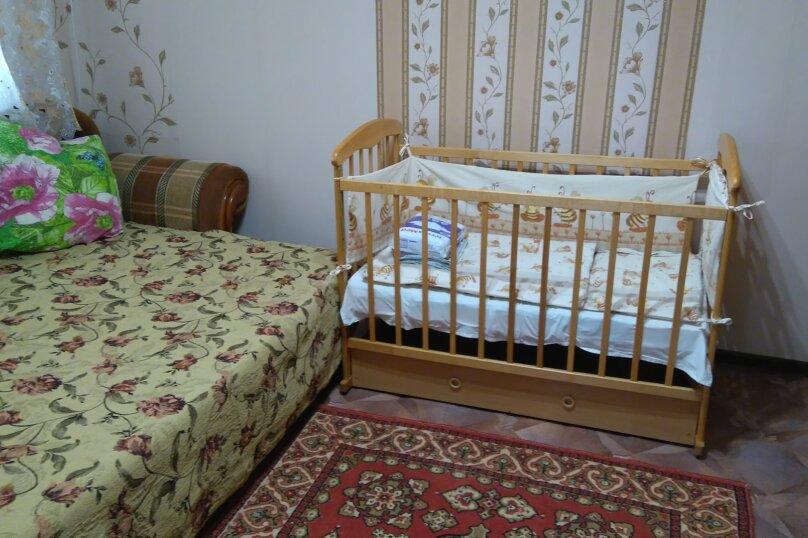 """Часть дома """"под ключ"""", 37 кв.м. на 4 человека, 2 спальни, Добровольского, 8, Заозерное - Фотография 4"""