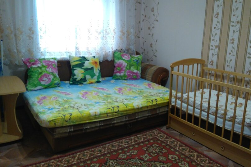 """Часть дома """"под ключ"""", 37 кв.м. на 4 человека, 2 спальни, Добровольского, 8, Заозерное - Фотография 8"""