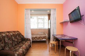 1-комн. квартира, 25 кв.м. на 4 человека, Бамбуковая улица, 42А, Сочи - Фотография 1