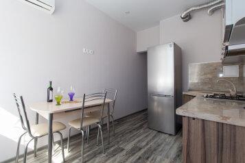 1-комн. квартира, 43 кв.м. на 4 человека, переулок Рахманинова, 45, Новый Сочи, Сочи - Фотография 1