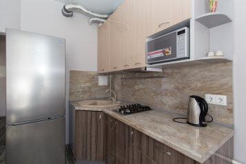1-комн. квартира, 43 кв.м. на 4 человека, переулок Рахманинова, 45, Новый Сочи, Сочи - Фотография 2