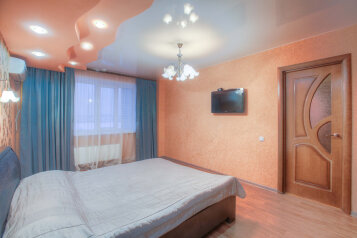 2-комн. квартира, 80 кв.м. на 4 человека, улица Моисеева, Воронеж - Фотография 2
