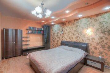 2-комн. квартира, 80 кв.м. на 4 человека, улица Моисеева, Воронеж - Фотография 3