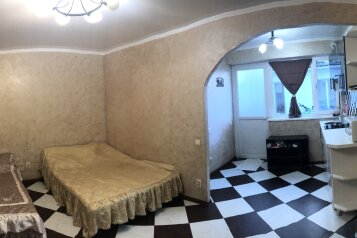 Сдам дом  студия до 4 человек, 30 кв.м. на 4 человека, 1 спальня, улица Халтурина, 64, Евпатория - Фотография 1