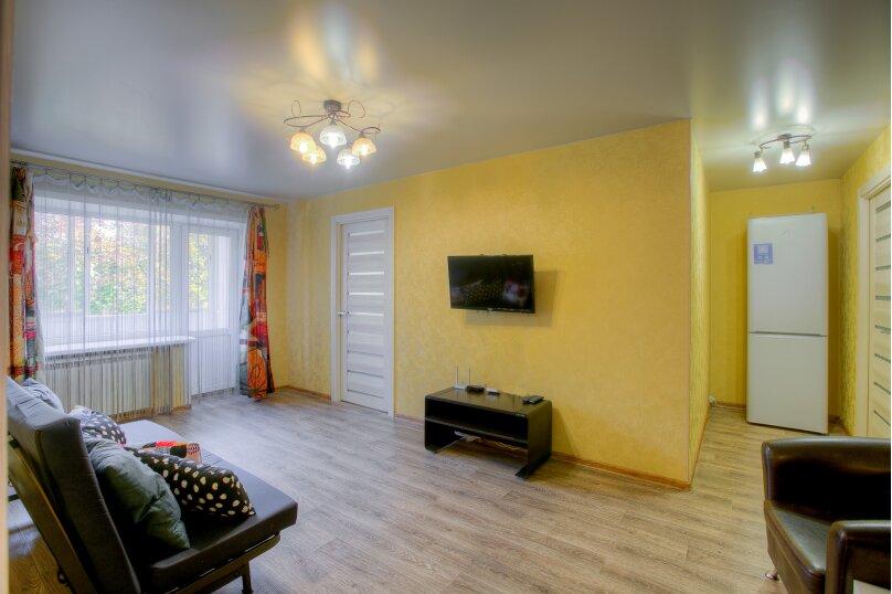 3-комн. квартира, 85 кв.м. на 6 человек, Кольцовская улица, 27, Воронеж - Фотография 7