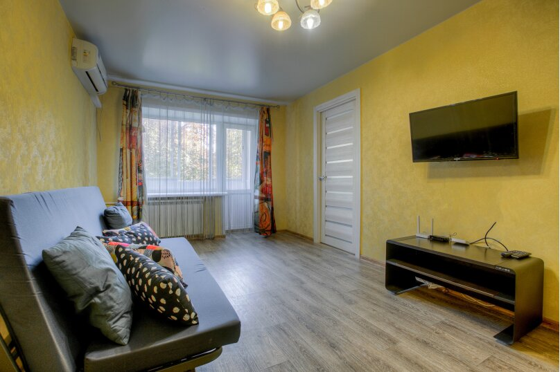 3-комн. квартира, 85 кв.м. на 6 человек, Кольцовская улица, 27, Воронеж - Фотография 8