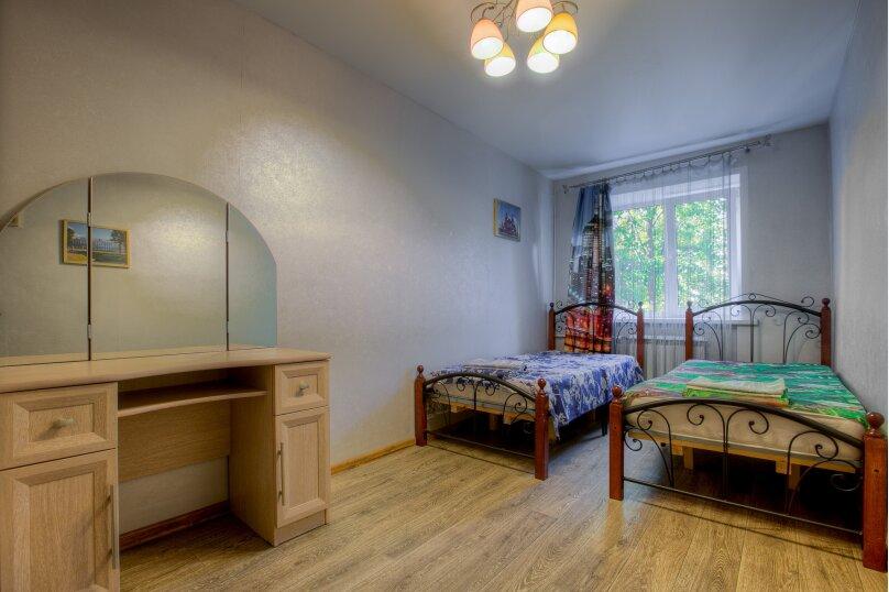 3-комн. квартира, 85 кв.м. на 6 человек, Кольцовская улица, 27, Воронеж - Фотография 18