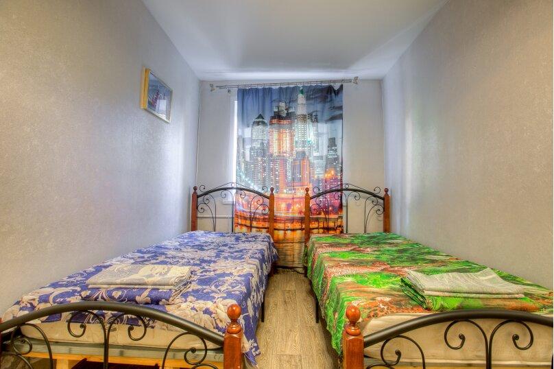 3-комн. квартира, 85 кв.м. на 6 человек, Кольцовская улица, 27, Воронеж - Фотография 19
