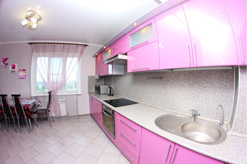 2-комн. квартира, 65 кв.м. на 4 человека, улица Кропоткина, 5, Воронеж - Фотография 3