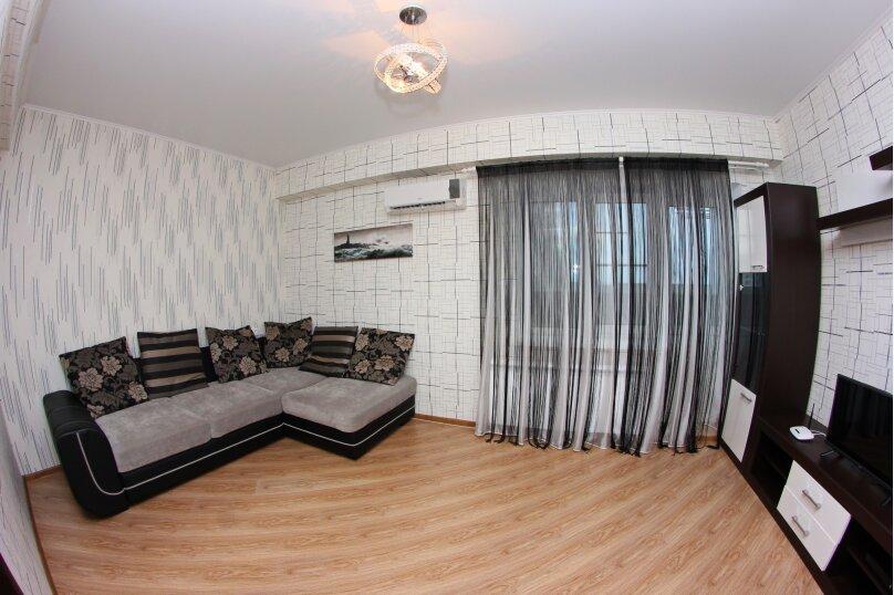 2-комн. квартира, 65 кв.м. на 4 человека, улица Кропоткина, 5, Воронеж - Фотография 5