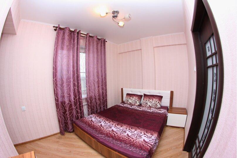 2-комн. квартира, 65 кв.м. на 4 человека, улица Кропоткина, 5, Воронеж - Фотография 8