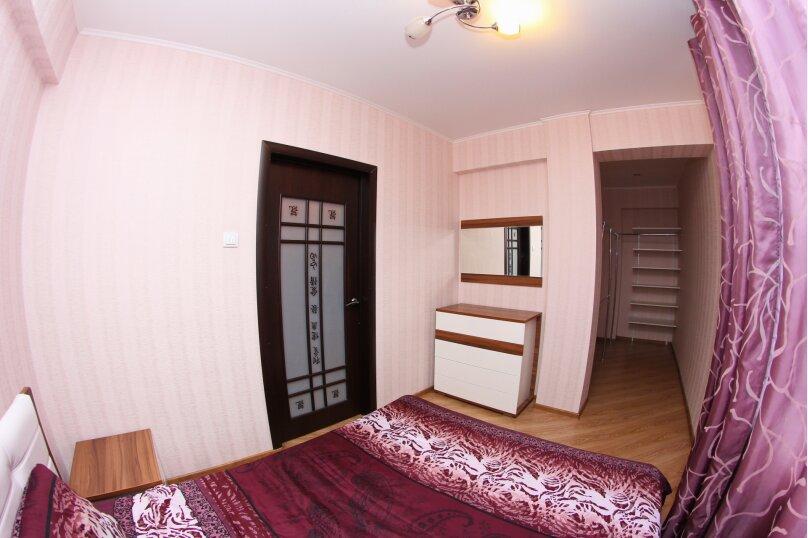 2-комн. квартира, 65 кв.м. на 4 человека, улица Кропоткина, 5, Воронеж - Фотография 9
