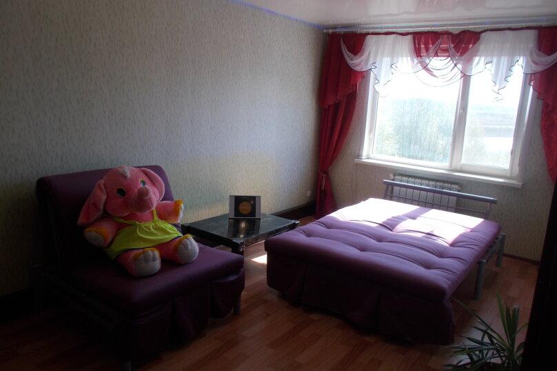 2-комн. квартира, 45 кв.м. на 4 человека, Гледенская улица, 24Б, Великий Устюг - Фотография 13