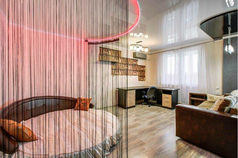 1-комн. квартира, 50 кв.м. на 4 человека, Средне-Московская улица, 62А, Воронеж - Фотография 1