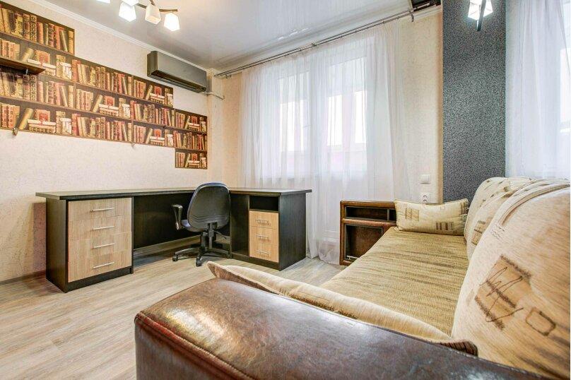 1-комн. квартира, 50 кв.м. на 4 человека, Средне-Московская улица, 62А, Воронеж - Фотография 4