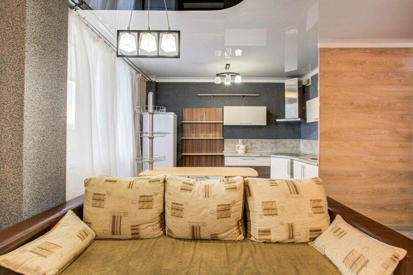 1-комн. квартира, 50 кв.м. на 4 человека, Средне-Московская улица, 62А, Воронеж - Фотография 7