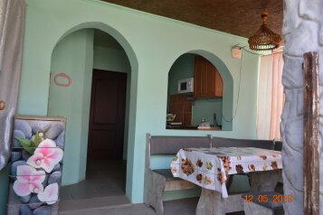 садовый домик 2:  Дом, 4-местный (3 основных + 1 доп), Домики, гайдара на 2 номера - Фотография 2