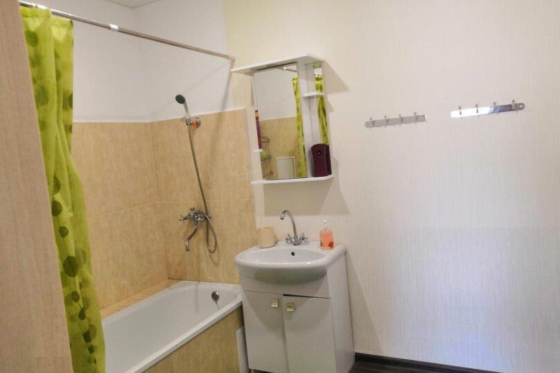 1-комн. квартира, 40.7 кв.м. на 4 человека, Курортная улица, 10, Банное - Фотография 1