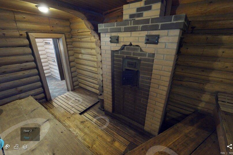 Дом с русской баней на дровах, 140 кв.м. на 8 человек, 2 спальни, дер. Протасово, Весенняя, 4, Щелково - Фотография 10