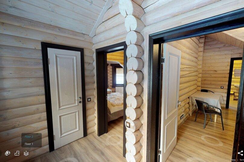 Дом с русской баней на дровах, 140 кв.м. на 8 человек, 2 спальни, дер. Протасово, Весенняя, 4, Щелково - Фотография 16