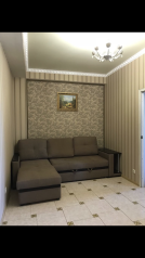 2-комн. квартира, 36 кв.м. на 4 человека, улица Свердлова, 55/3, Адлер - Фотография 1