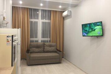 1-комн. квартира, 50 кв.м. на 5 человек, Крымская, Геленджик - Фотография 1