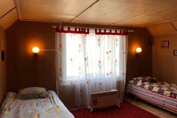 Уютный коттедж у озера с камином и баней - Селигер, 69 кв.м. на 10 человек, 2 спальни, дер. Завирье, Центральная , 60, Осташков - Фотография 2
