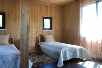 Домик-эконом с видом на сосновый лес, 40 кв.м. на 3 человека, 1 спальня, Садовая, 95, Приозерск - Фотография 2