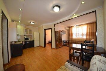 2-комн. квартира, 57 кв.м. на 6 человек, переулок Богдана Хмельницкого, Адлер - Фотография 3