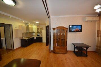 2-комн. квартира, 57 кв.м. на 6 человек, переулок Богдана Хмельницкого, Адлер - Фотография 1
