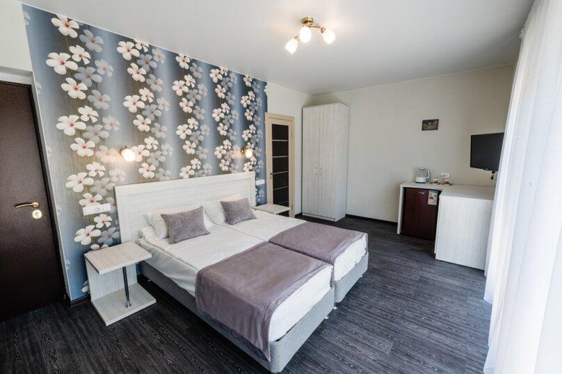 комната для двоих с балконом , Приморская, 53, Абрау-Дюрсо - Фотография 1