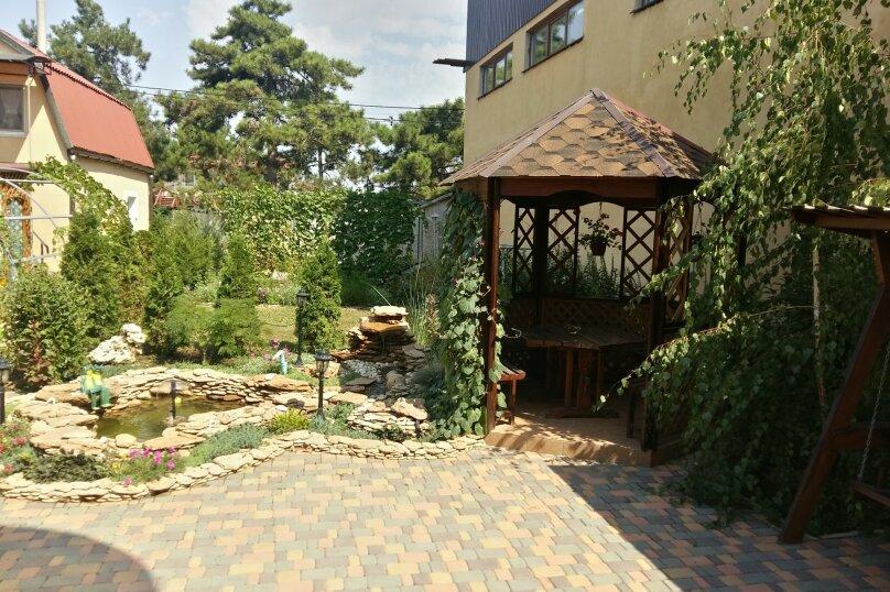 Дачный домик, 54 кв.м. на 5 человек, 2 спальни, Сосновая, 9, Саки - Фотография 9