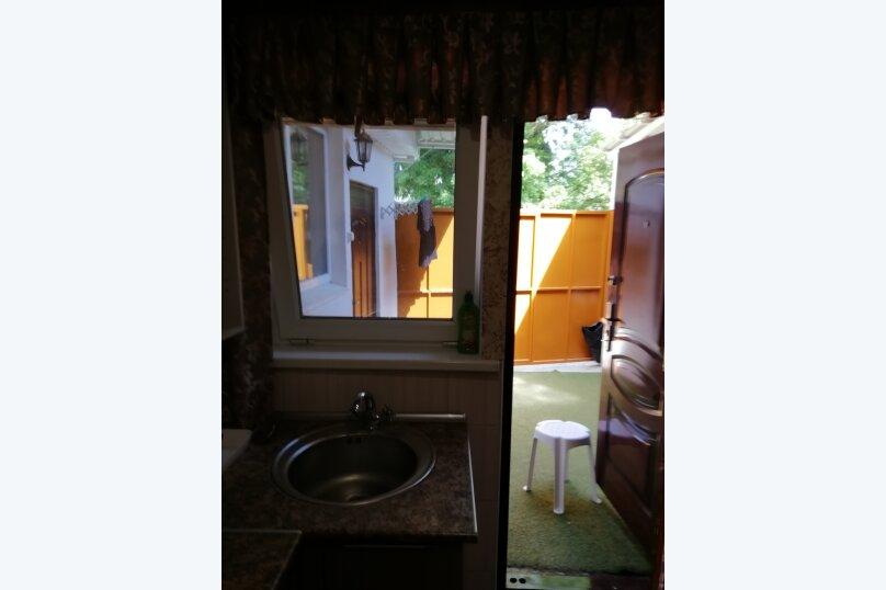 1-комн. квартира, 35 кв.м. на 3 человека, улица Ленина, 31, Алушта - Фотография 13