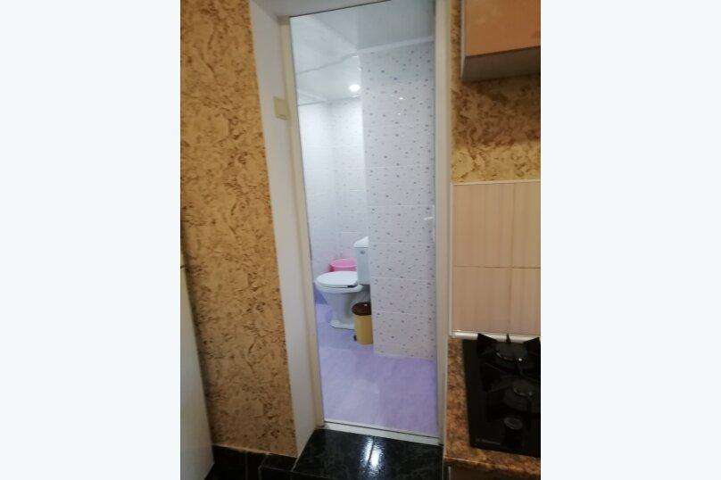 1-комн. квартира, 35 кв.м. на 3 человека, улица Ленина, 31, Алушта - Фотография 14