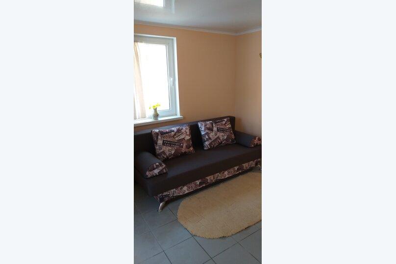 Дачный домик, 54 кв.м. на 5 человек, 2 спальни, Сосновая, 9, Саки - Фотография 11