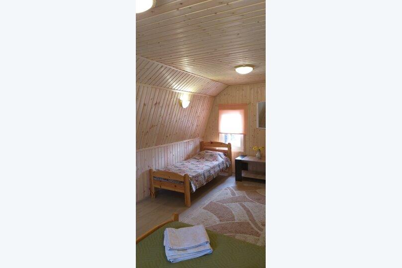 Дачный домик, 54 кв.м. на 5 человек, 2 спальни, Сосновая, 9, Саки - Фотография 12