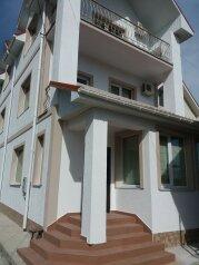 Дом под ключ для большой компании 8-12 человек, 150 кв.м. на 12 человек, 4 спальни, улица Шершнёва, 20, Коктебель - Фотография 1