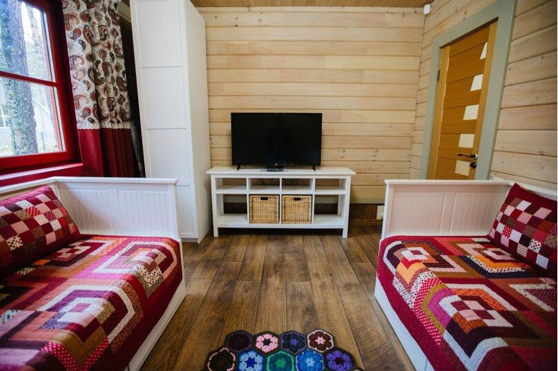 """Отель """"Тэнери"""", первый километр в сторону села Анос, 1 на 15 номеров - Фотография 47"""