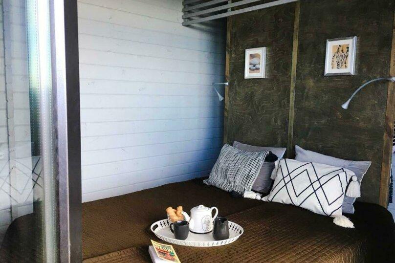 Дом у моря Крым Алушта, 100 кв.м. на 6 человек, 3 спальни, переулок Курортный, 18, Алушта - Фотография 2