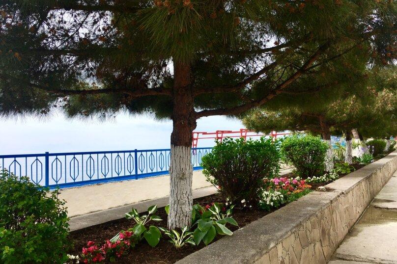 Дом у моря Крым Алушта, 100 кв.м. на 6 человек, 3 спальни, переулок Курортный, 18, Алушта - Фотография 9