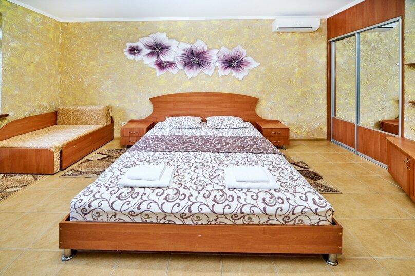 Большой двухместный с общей кроватью или двумя отдельными, Морская улица, 16, Заозерное - Фотография 1