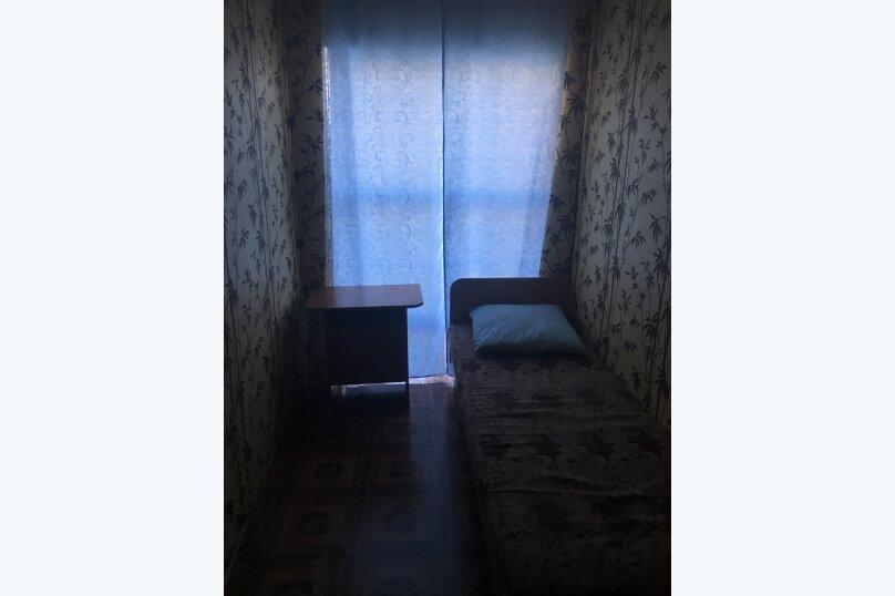 Одноместный номер с удобствами и кухней на этаже на несколько номеров , Жуковского, 49, Коктебель - Фотография 1