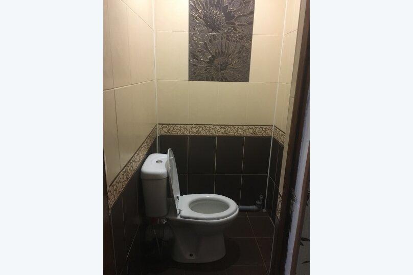 Одноместный номер с удобствами и кухней на этаже на несколько номеров , Жуковского, 49, Коктебель - Фотография 5