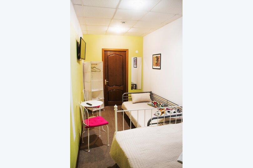 Двухместный номер с одной большой кроватью, Большой проспект П.С., 43, Санкт-Петербург - Фотография 3