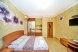 Большой двухместный с общей кроватью или двумя отдельными, Морская улица, 16, Заозерное с балконом - Фотография 7