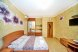 """Номер с кроватью размера """"Qwin-Size"""":  Номер, Полулюкс, 4-местный (3 основных + 1 доп), 1-комнатный - Фотография 66"""