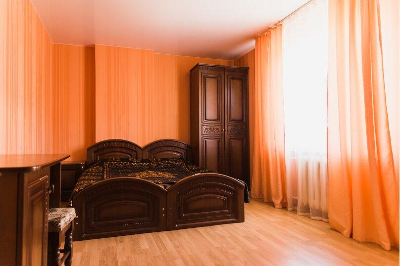 Комфорт двухместный с одной двуспальной кроватью, Медовая улица, 24, Адлер - Фотография 1