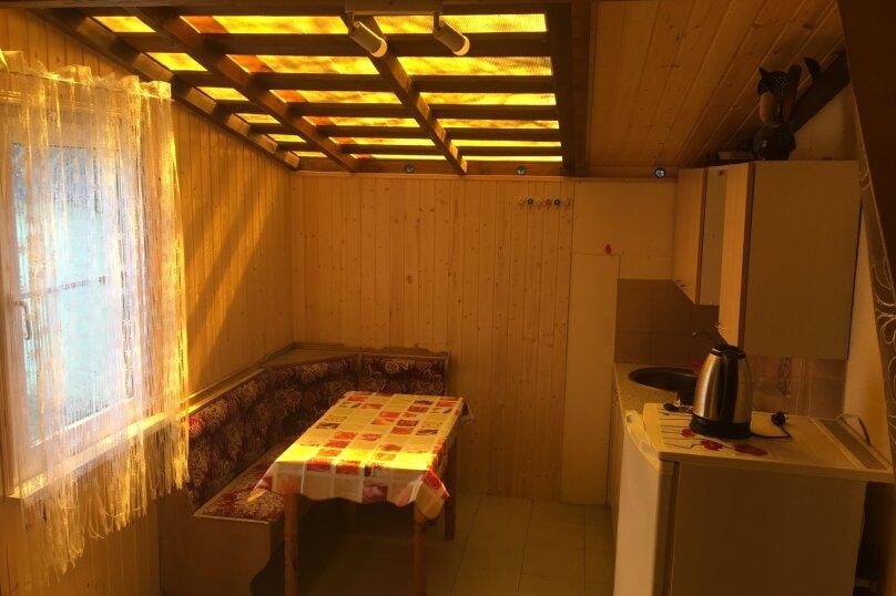 Двухкомнатный уютный гостевой домик в х. Шиловка, Ейского р-на. , 30 кв.м. на 4 человека, 1 спальня, Хутор Шиловка, Морской переулок, 1, Ейск - Фотография 5